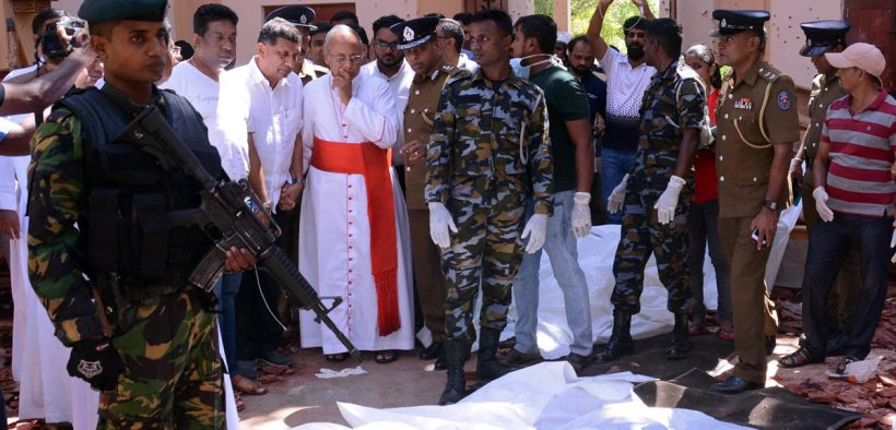 04.23.2019 Cardinal Malcolm Ranjith of Colombo