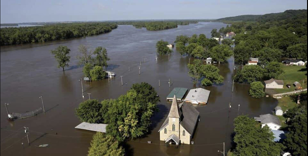 Church continues to support relief efforts as Midwest