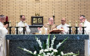 20180920 Solemnity of Dedication of Abbey Church 1093
