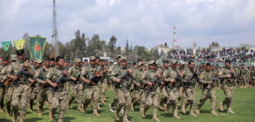 SYRIA SECURITY FORCES