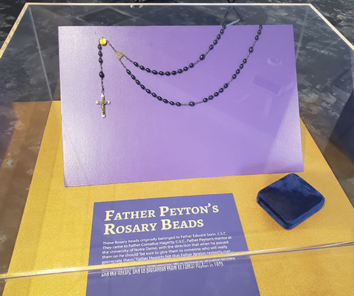 Father Peyton rosary