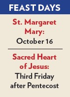 St. Margaret Mary - Sacred Heart of Jesus