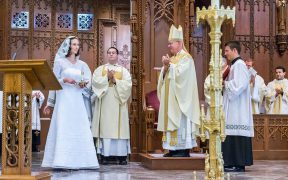 Consecrated Virgin Jessica Hayes