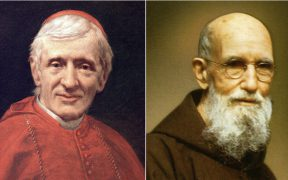 Cardinal John Henry Newman and Blessed Solanus Casey