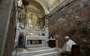 POPE LORETO FEAST SHRINE ITALY