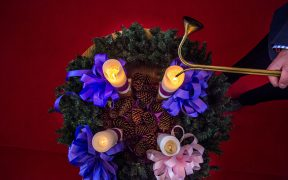 ADVENT WREATH CANDLE