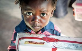 'BOX OF JOY' CHRISTMAS PROJECT