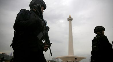 INDONESIA SECURITY 2017 CHRISTMAS NEW YEARS