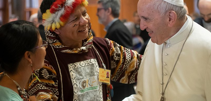 AMAZON SYNOD VATICAN