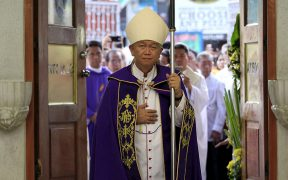 AUXILIARY BISHOP BODERICK PABILLO