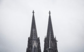 SPIRES CATHEDRAL COLOGNE
