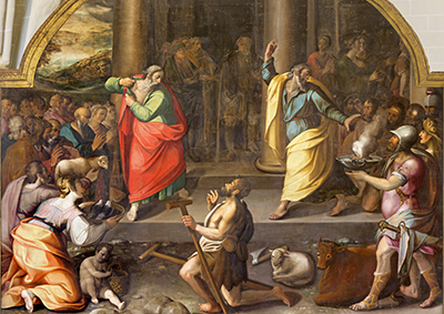 Sts. Paul and Barnabas
