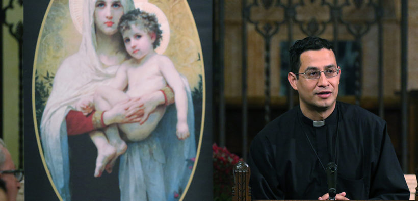 FATHER JORGE TORRES